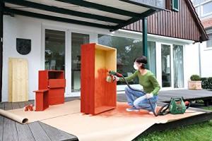 Bosch Universal PFS 3000-2 pistolet peinture
